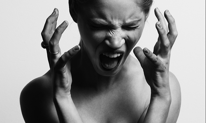 emotii - furie