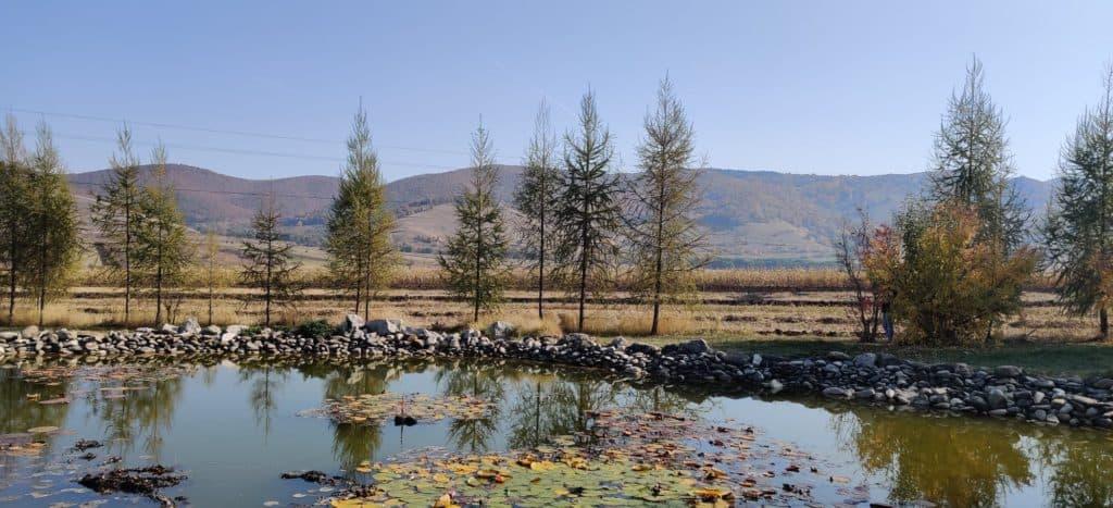 Astenie de toamnă - Peisaj Rîmetea