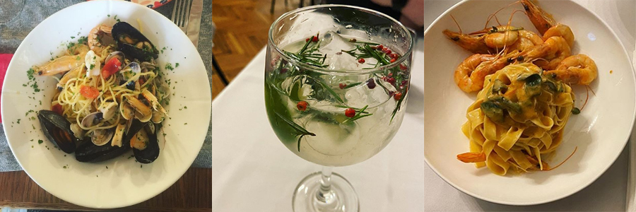 Restaurant Cluj: Da Pino