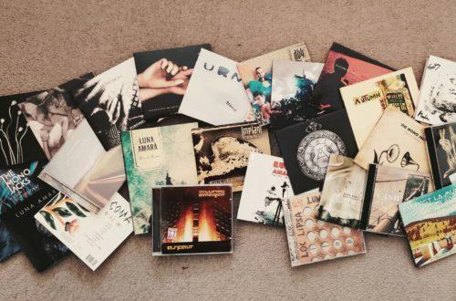 Susţine artiştii cumpărând albumele originale